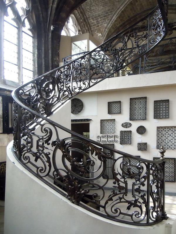 au sec des tournelles midi musee l 39 ornementation en ferronnerie allo t 39 es o. Black Bedroom Furniture Sets. Home Design Ideas