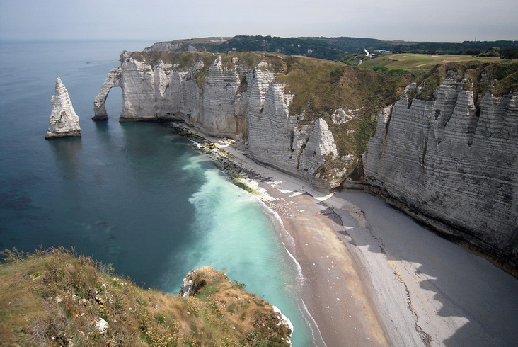 etretat seine maritime - Photo