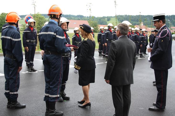 Inauguration et passation de pouvoir 25 juin 2012 007