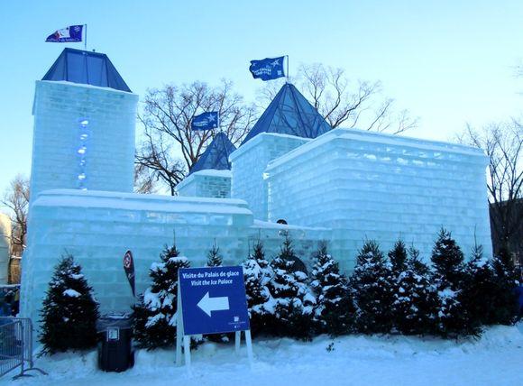 Bienvenue à Québec.