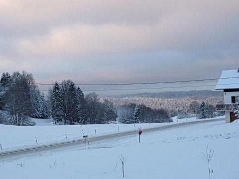 Ce matin la neige 1