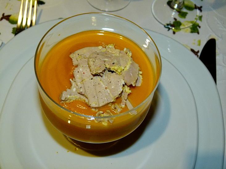 Veloute de potiron aux copeaux de foie gras_dl