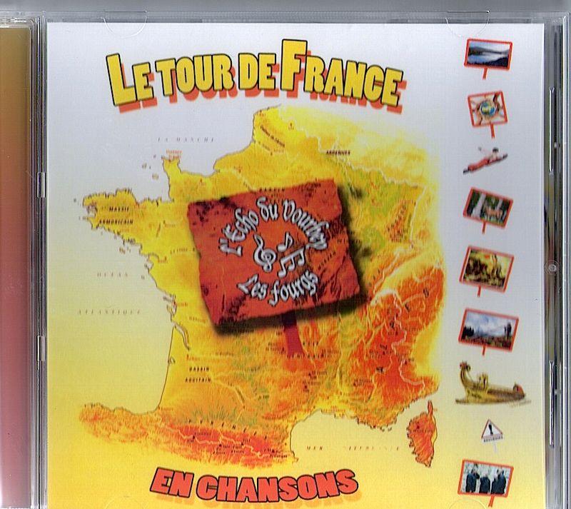 CD 2013 echo du vourbey