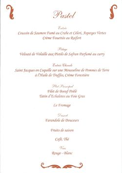 Menu 2 - copie