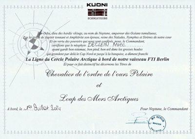 Diplome cercle polaire marc - copie