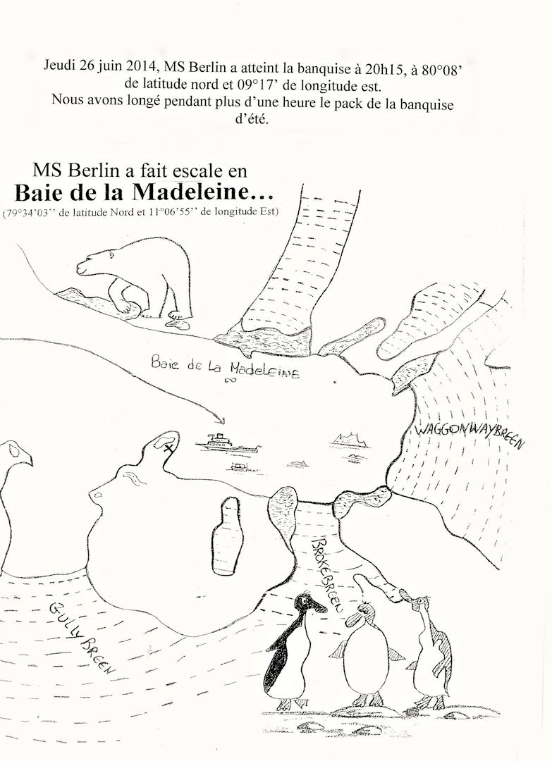 Baie de la madeleine - copie