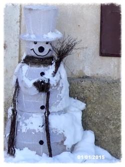 IMG_8397 - bonhomme neige blanc