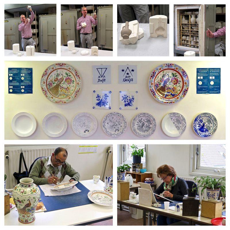 Delft pottery 3 - copie