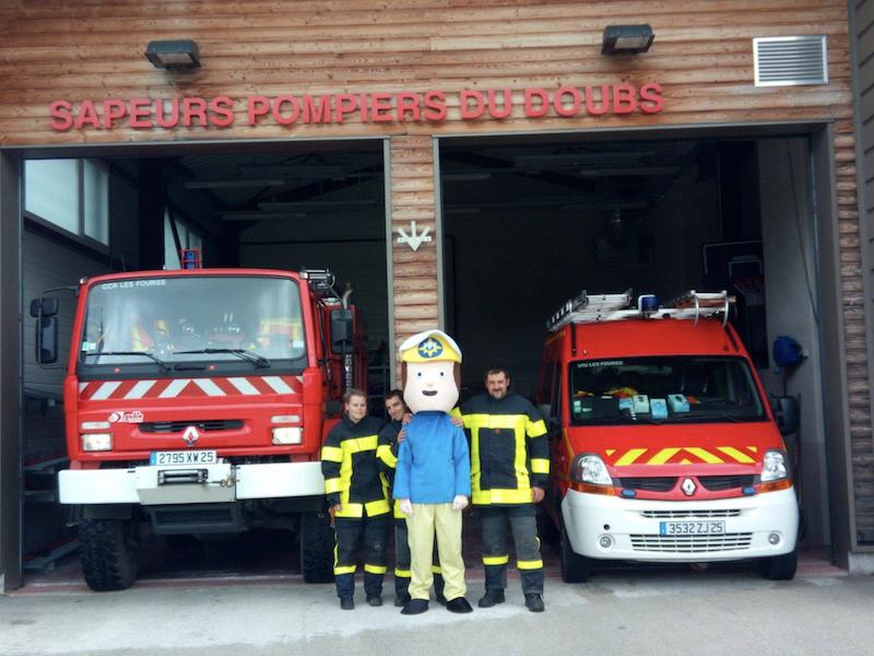 Porte ouverte sapeurs pompiers 1