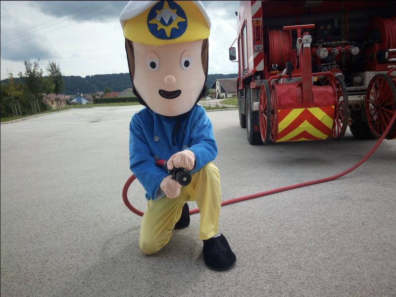 Porte ouverte sapeurs pompiers 2