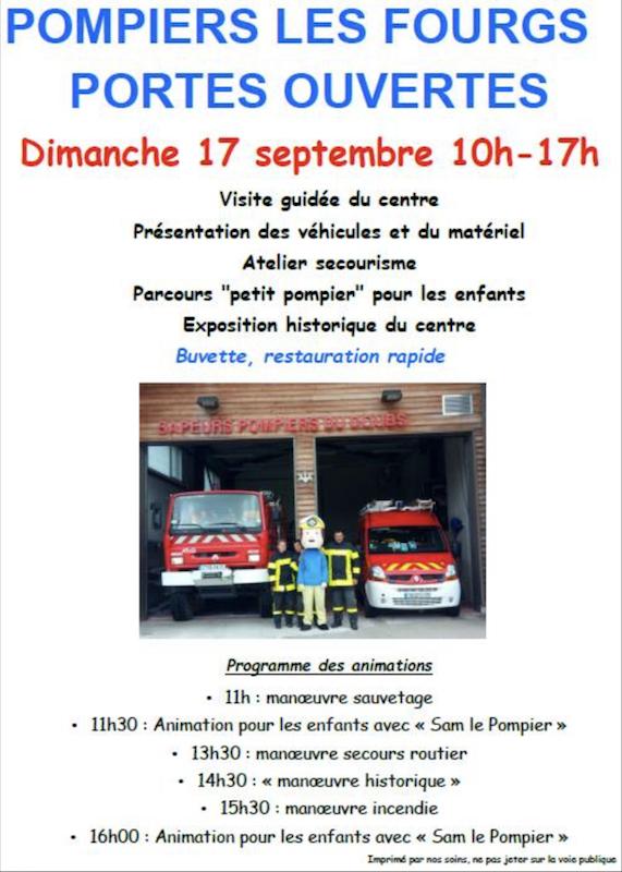 Porte ouverte sapeurs pompiers 8