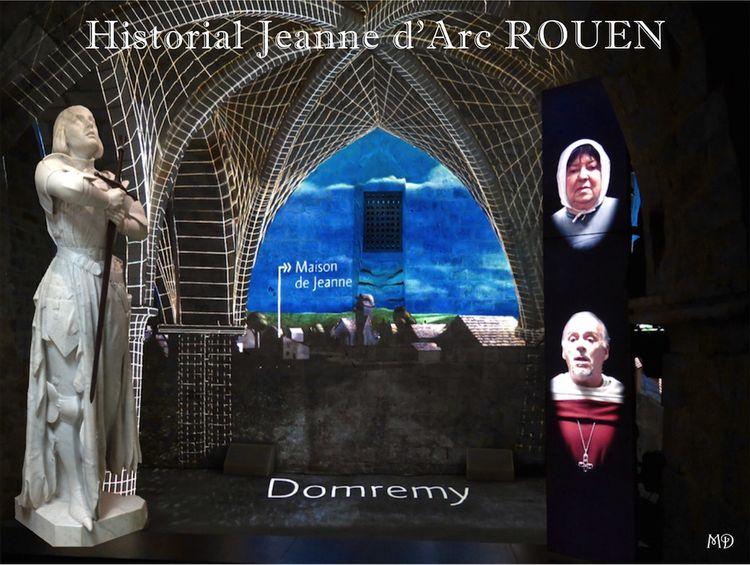 Carte Jeanne d'Arc - copie 2