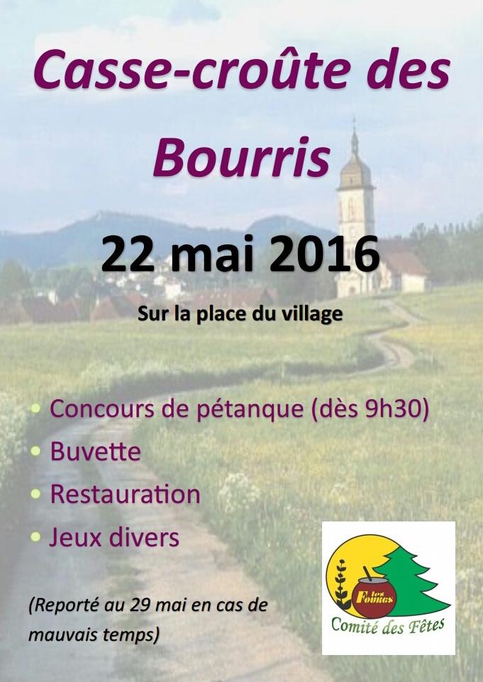 CC des Bourris 2016
