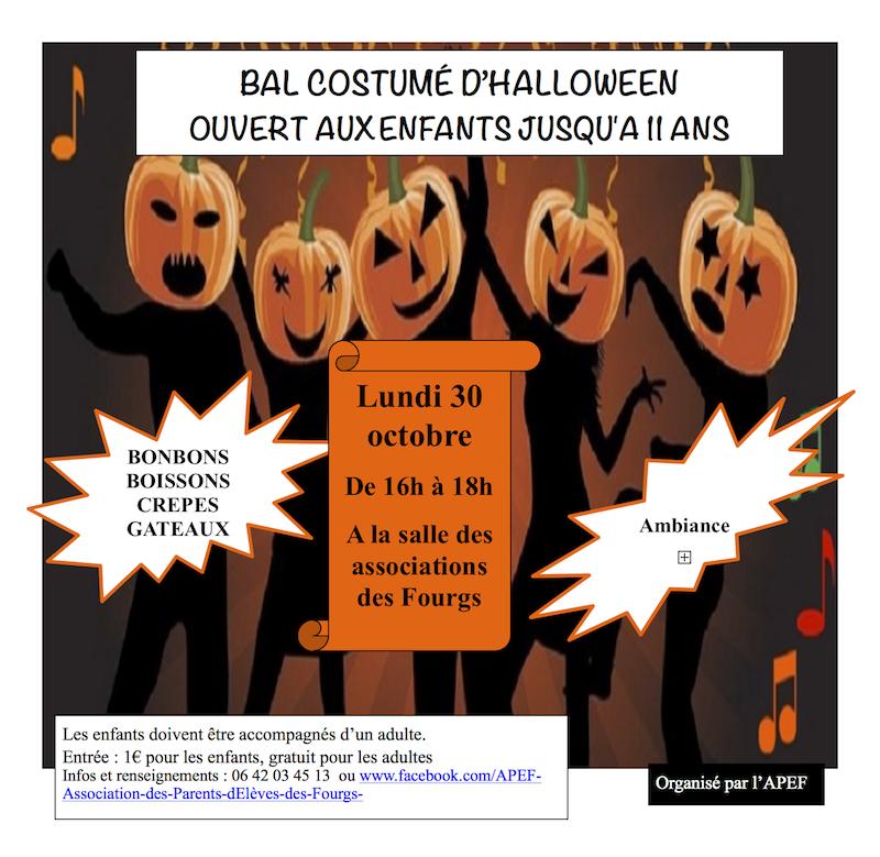 Bal Halloween