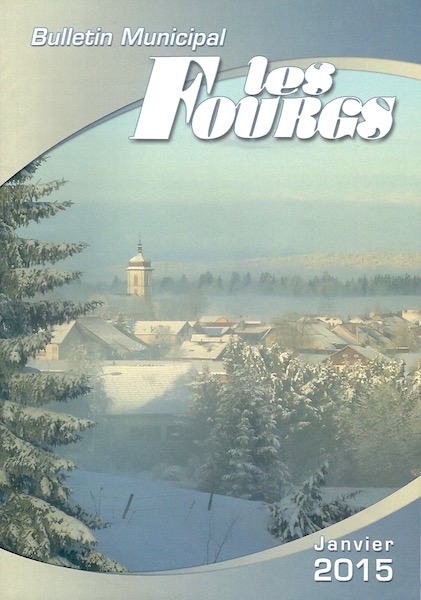 Page bulletin municipal - les fourgs