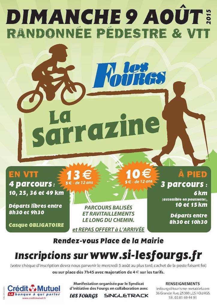 La Sarrazine 2015 - copie