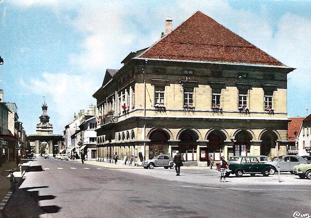 Pontarlier 1963 - copie