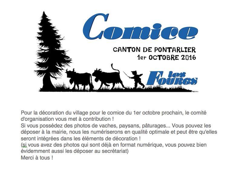Comice 1