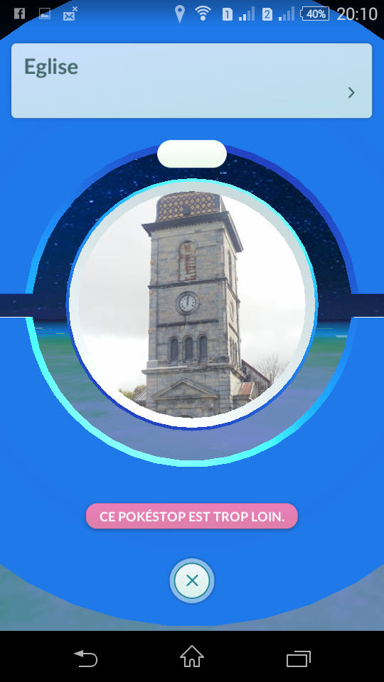 Pokemongo 20-10-28 Eglise