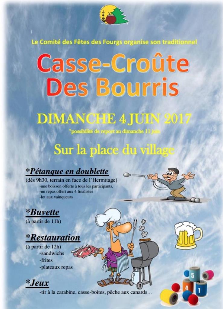 Casse-Croûte des Bourris 1
