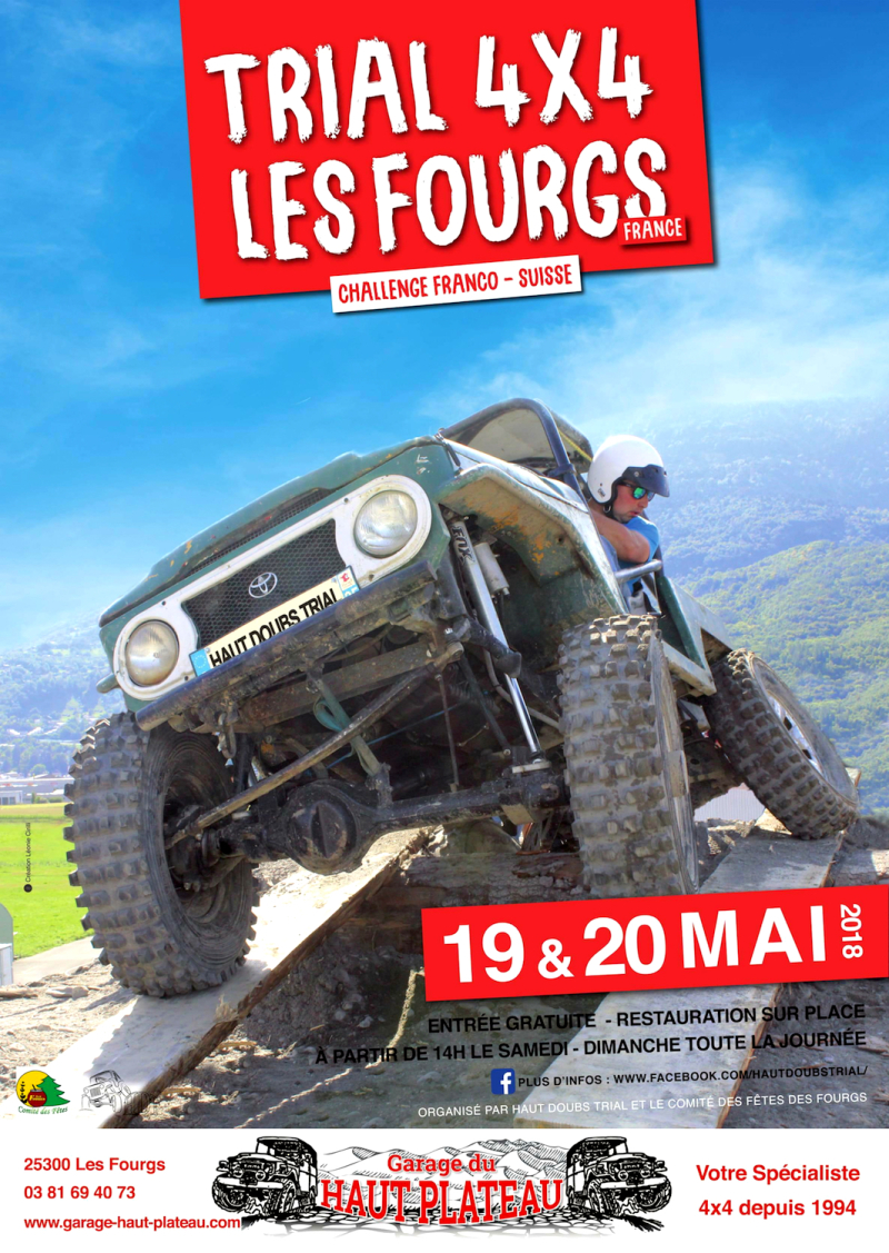 Trial 4x4 Les Fourgs - Q
