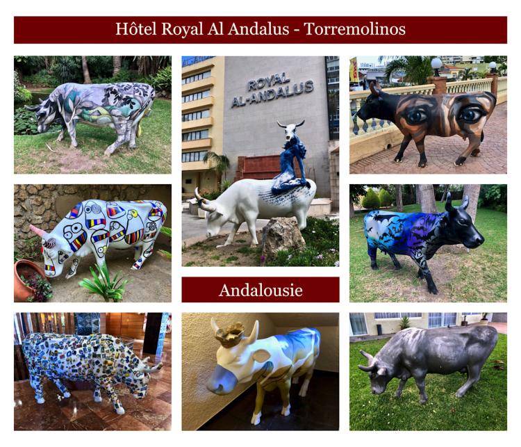 Vaches Hotel royal al andalus copie