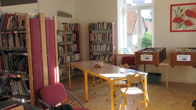 Bibliothèque 5