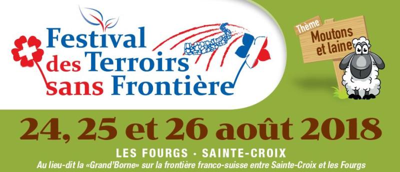 Festival terroirs sans Frontière 2018