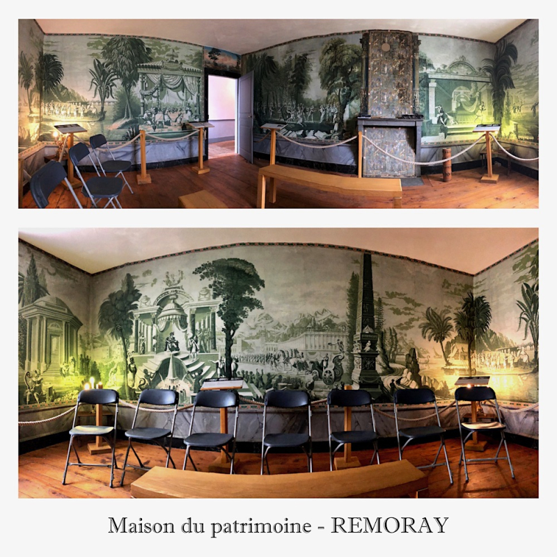 Papier peint Remoray (1)