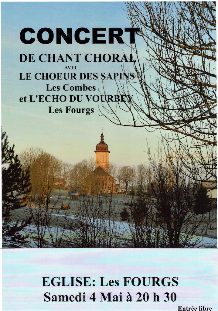Concert Echo du Vourbey copie