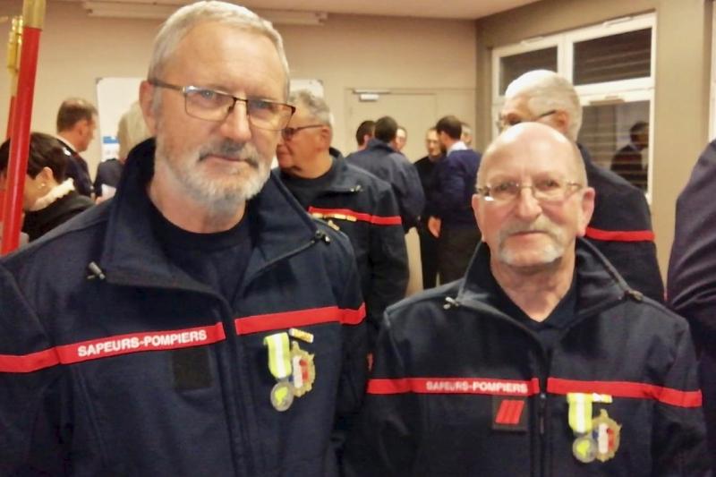 Pompiers Les Fourgs 2 MH
