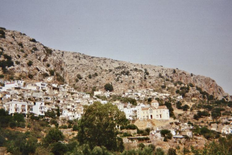 CRETE_village e