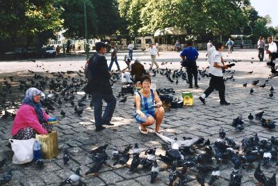 Turquie 1998-08-20 Istanbul Place  2 copie