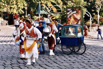 Turquie 1998-08-20 Istanbul Place  3 copie