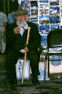Turquie 1998-08-20 Istanbul Homme copie