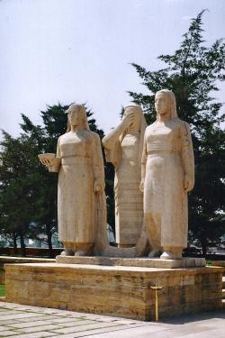 Turquie 1998-08-22 Ankara Mausaulée copie