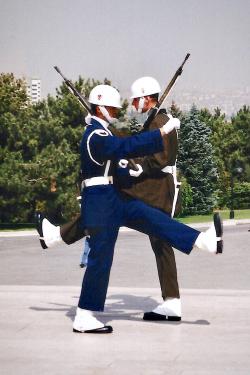 Turquie 1998-08-22 Ankara Mausaulée 8 copie