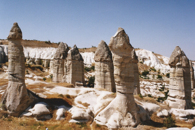 Turquie 1998-08-23 Cappadoce 3 copie