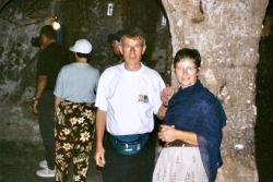 Turquie 1998-08-22 Derinkuyu ville souterraine 4 copie