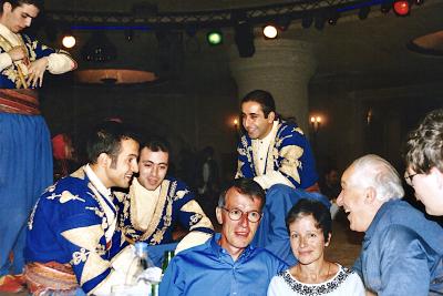 Turquie 1998-08-23 Soirée Folklorique