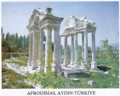 Turquie 1998-08-25 Aphrodisias 2 copie
