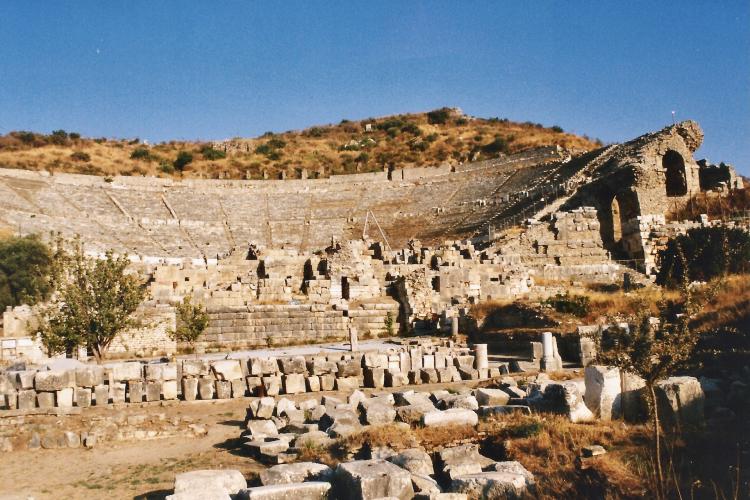 Turquie 1998-08-25 Ephese 1 copie