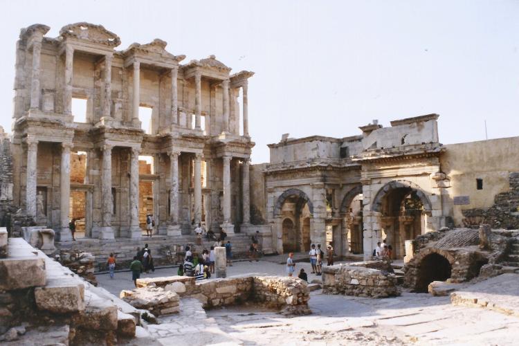 Turquie 1998-08-25 Ephese copie