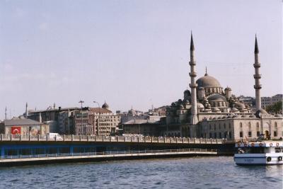 Turquie 1998-08-28 Istanbul Bosphore 14 copie