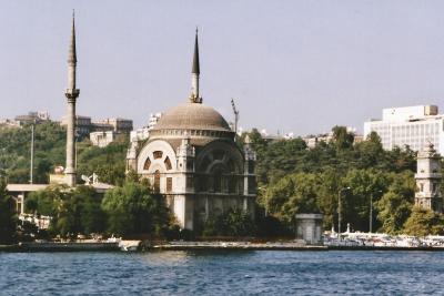 Turquie 1998-08-28 Istanbul Bosphore 17 copie
