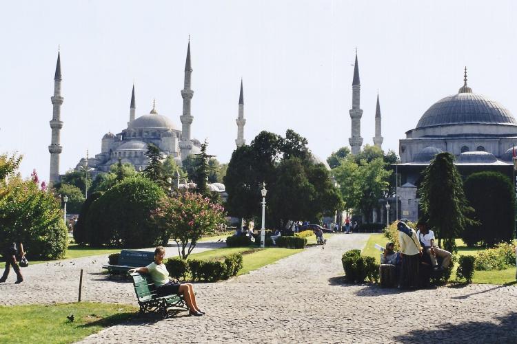 Turquie 1998-08-29 Istanbul Ste Sophie 1 copie