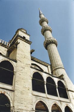 Turquie 1998-08-29 Istanbul Ste Sophie 7 copie
