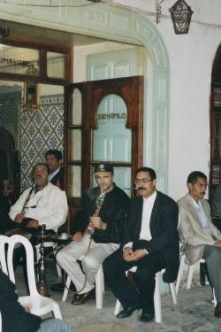 Tunisie 1997-04-20 Hammamet ? Narguillet 1