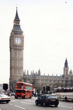 Londres Ville Big Ben 1