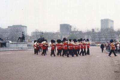 Londres Garde 1